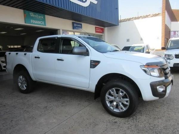 2016 Ford Ranger 2.2TDCi Double Cab Bakkie Kwazulu Natal Durban_0