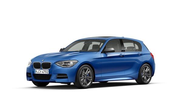 2015 BMW 1 Series M135i 5dr Atf20  Gauteng Roodepoort_0