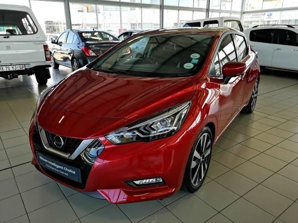 2020 Nissan Micra 1.0T Tekna Plus 84kW Eastern Cape East London_0