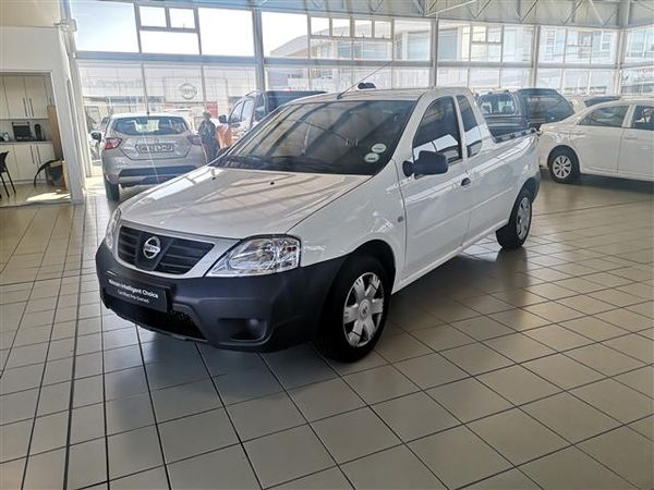 2020 Nissan NP200 1.5 Dci  Ac Safety Pack Pu Sc  Eastern Cape East London_0