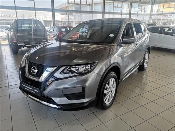 2020 Nissan X-Trail 1.6dCi Visia 7S Eastern Cape East London_0