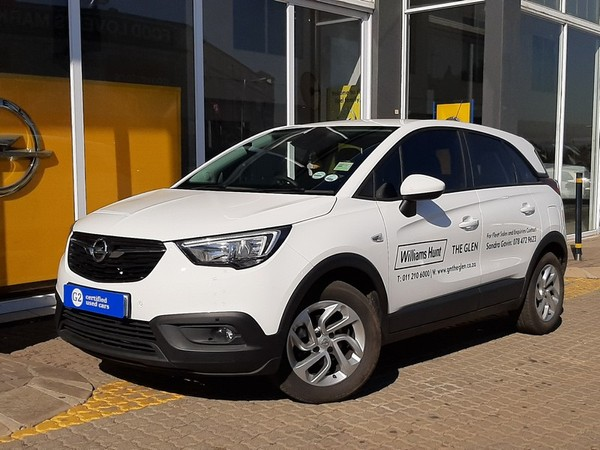 2020 Opel Crossland X 1.6TD Enjoy Gauteng Alberton_0