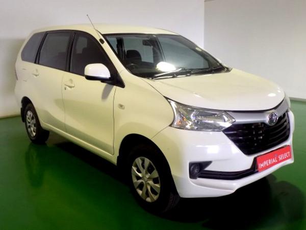 2017 Toyota Avanza 1.5 SX Auto Gauteng Pretoria_0