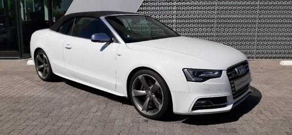 2012 Audi S5 Cab 3.0 Tfsi Quatt Strnic  Western Cape Claremont_0
