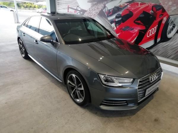 2016 Audi A4 2.0T FSI SPORT S Tronic Gauteng Bryanston_0
