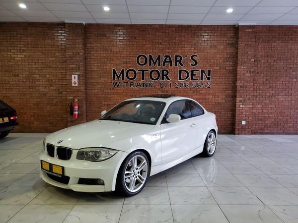 2013 BMW 1 Series 120d Coupe Sport At  Mpumalanga Witbank_0