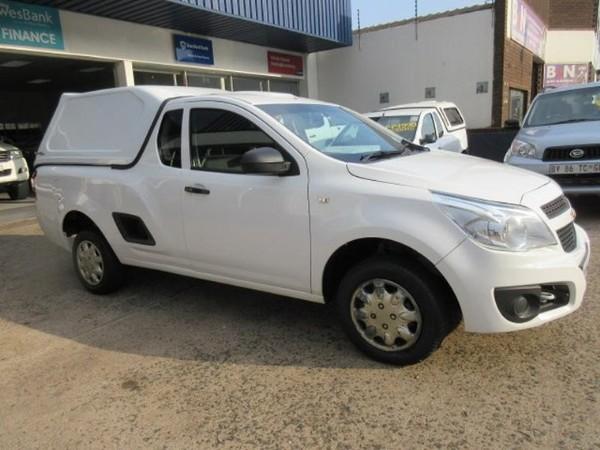 2016 Opel Corsa Utility 1.4 AC PU SC Kwazulu Natal Durban_0