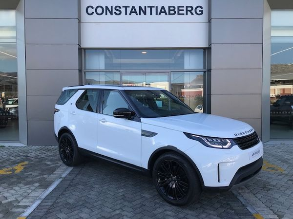 2020 Land Rover Discovery 3.0 TD6 SE Western Cape Tokai_0
