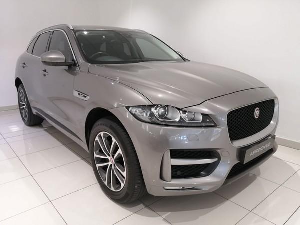 2018 Jaguar F-Pace 2.0i4 AWD R-Sport Western Cape Stellenbosch_0