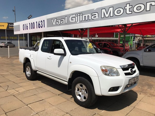 2010 Mazda BT-50 2.5 TDI SLX Fcab Bakkie Single cab Gauteng Vereeniging_0