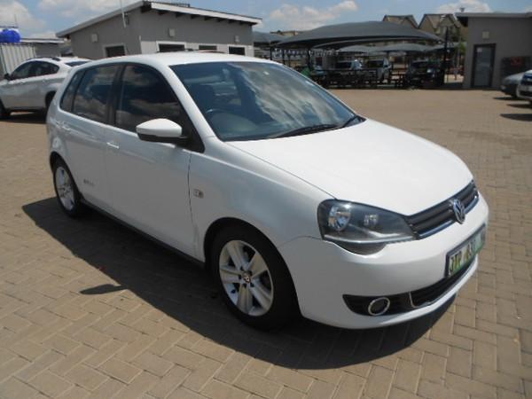 2014 Volkswagen Polo Vivo 1.6 GT 5-Door Gauteng Pretoria_0