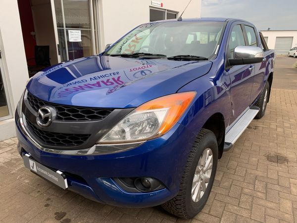 2014 Mazda BT-50 2.2 TDi Hpower SLE Bakkie Double cab Kwazulu Natal Eshowe_0