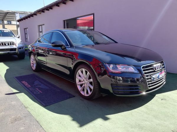 2011 Audi A7 Sprtback 3.0t Fsi Quat Stron  Gauteng Boksburg_0