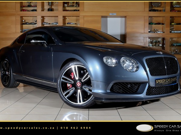 2012 Bentley Continental Gt  North West Province Klerksdorp_0