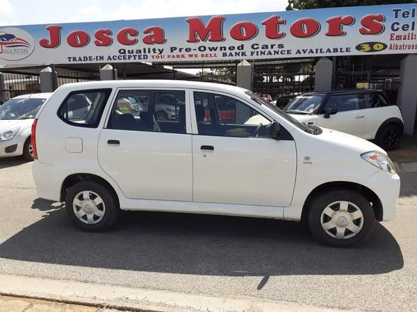 2011 Toyota Avanza 1.3 S  Gauteng Kempton Park_0