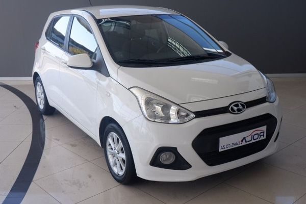 2015 Hyundai Grand i10 1.25 Motion Western Cape Somerset West_0