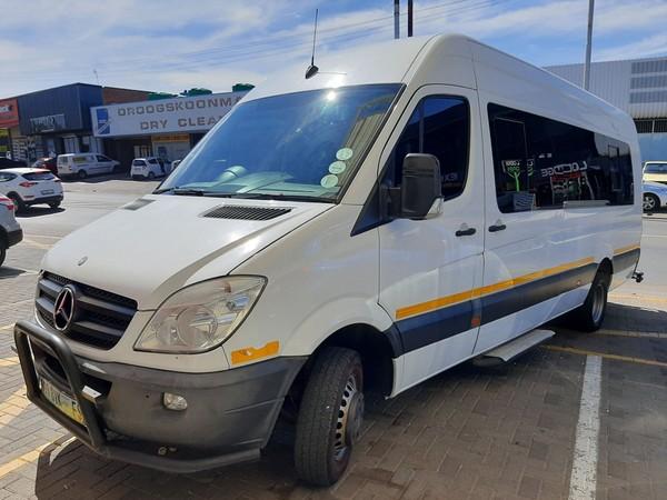 2012 Mercedes-Benz Sprinter 519 Cdi Fc Pv  Free State Bloemfontein_0