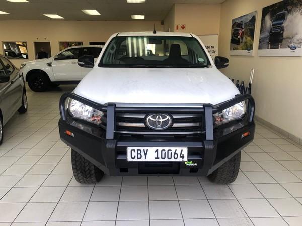 2017 Toyota Hilux 2.4 GD-6 SRX 4X4 Single Cab Bakkie Western Cape Citrusdal_0