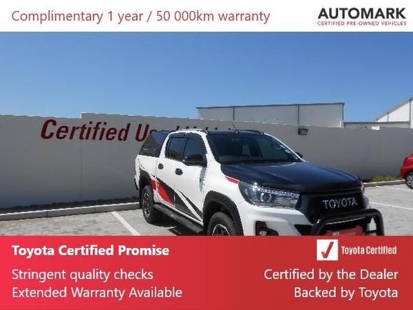 2019 Toyota Hilux 2.8 GD-6 GR-S 4X4 Auto Double Cab Bakkie Eastern Cape Port Elizabeth_0