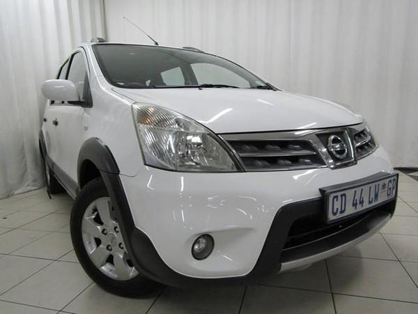 2012 Nissan Livina 1.6 Acenta X-gear  Gauteng Johannesburg_0