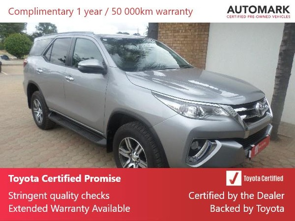 2019 Toyota Fortuner 2.4GD-6 RB Auto Limpopo Messina_0