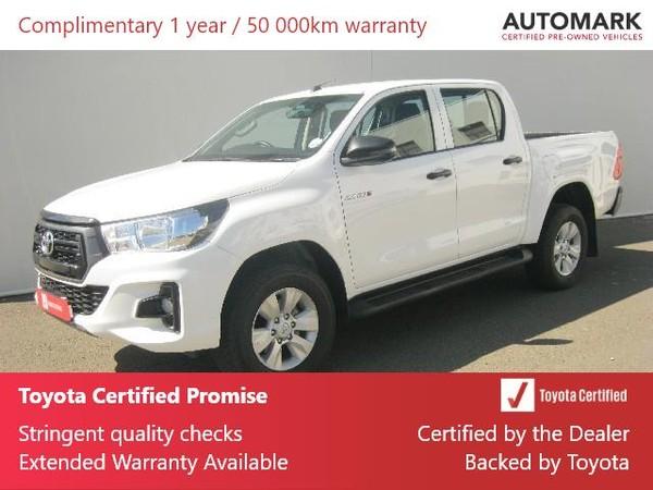 2019 Toyota Hilux 2.4 GD-6 SRX 4X4 Auto Double Cab Bakkie Northern Cape Kimberley_0
