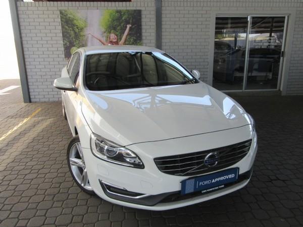2017 Volvo S60 T5 Excel Geartronic DRIVE-E Gauteng Pretoria_0