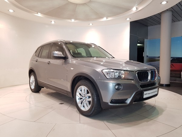 2012 BMW X3 Xdrive20d At  Gauteng Sandton_0