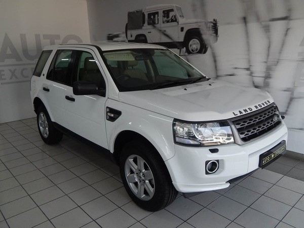 2014 Land Rover Freelander Ii 2.2 Sd4 S At  Western Cape Stellenbosch_0