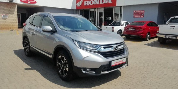 2020 Honda CR-V 1.5T Executive AWD CVT Gauteng Boksburg_0