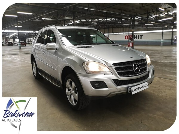 2009 Mercedes-Benz M-Class Ml 500 At  Gauteng Karenpark_0