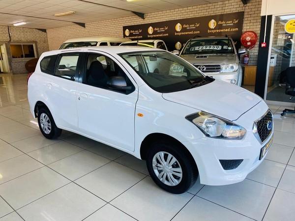 2017 Datsun Go 1.2 7 Seat Western Cape Paarl_0