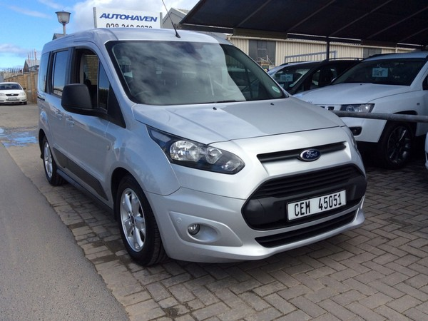 2017 Ford Tourneo Connect 1.0 Trend SWB Western Cape Hermanus_0