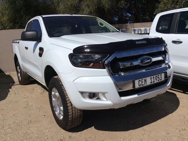 2018 Ford Ranger 2.2TDCi XL PU SUPCAB Western Cape Hermanus_0