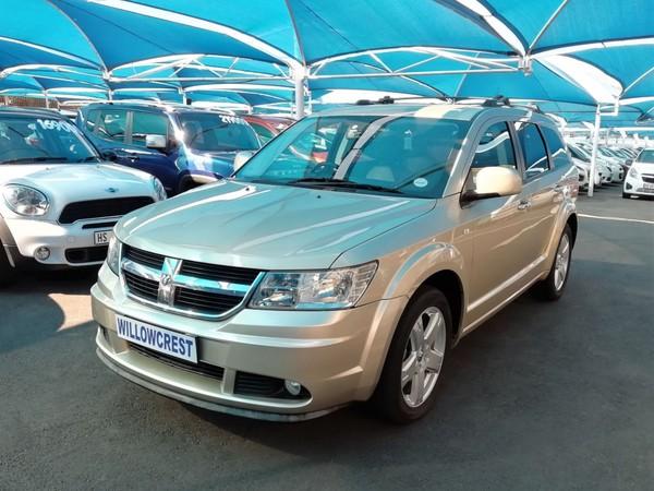 2010 Dodge Journey 2.7 Rt At  Gauteng Randburg_0