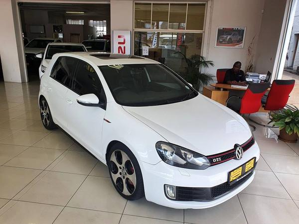 2011 Volkswagen Golf Vi Gti 2.0 Tsi Dsg  Mpumalanga White River_0