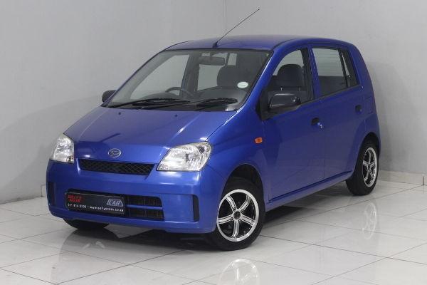 2003 Daihatsu Charade Cx  Gauteng Nigel_0