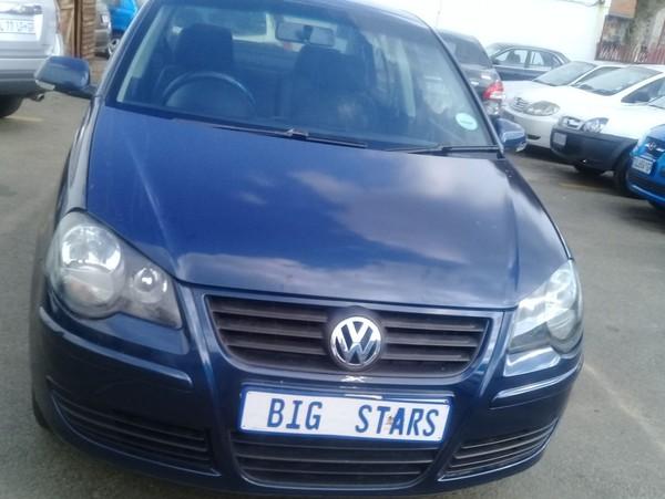 2008 Volkswagen Polo Classic 1.6 Trendline  Gauteng Johannesburg_0