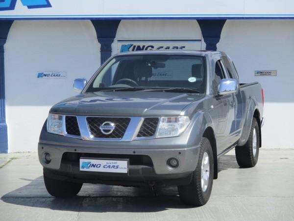 2011 Nissan Navara 2.5 Dci Xe Kcab 4x4 Pu Sc  Eastern Cape Port Elizabeth_0