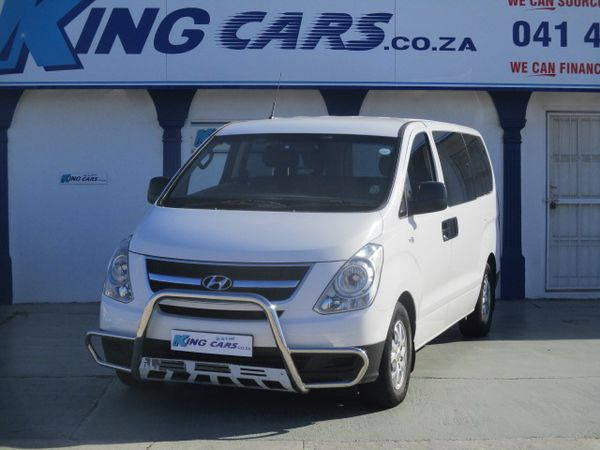 2012 Hyundai H1 2.5 Crdi Multicab At 6 Seat  Eastern Cape Port Elizabeth_0
