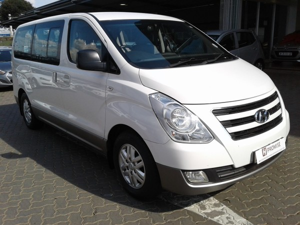 2016 Hyundai H1 2.5 CRDI Wagon Auto Gauteng Roodepoort_0