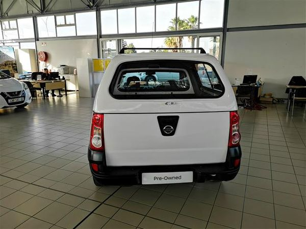 2019 Nissan NP200 1.6  Ac Safety Pack Pu Sc  Eastern Cape East London_0
