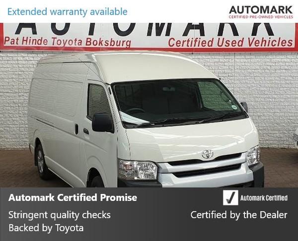 2019 Toyota Quantum 2.5 D-4d Lwb Fc Pv  Gauteng Boksburg_0