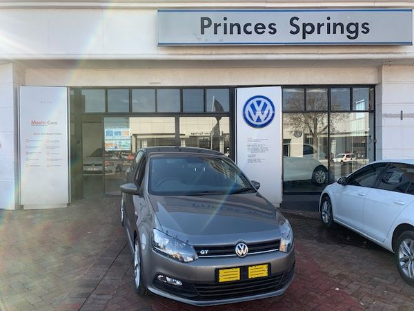 2020 Volkswagen Polo Vivo 1.0 TSI GT 5-Door Gauteng Springs_0