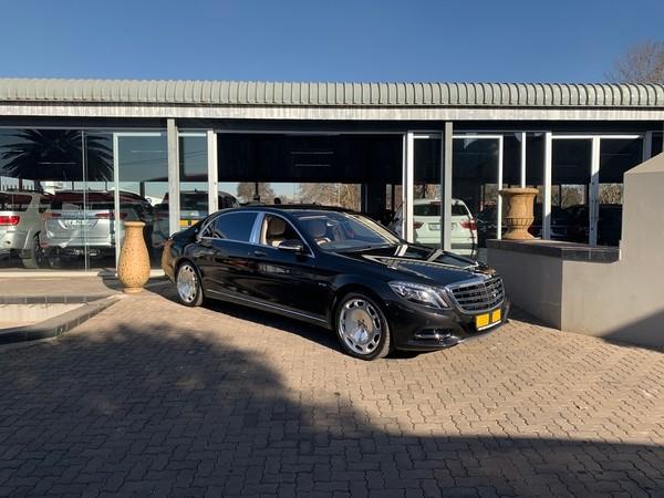 2017 Mercedes-Benz S-Class S600 Maybach Mpumalanga Delmas_0