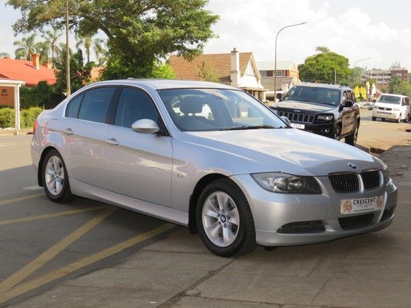 2008 BMW 3 Series 323i Exclusive At e90  Kwazulu Natal Pietermaritzburg_0