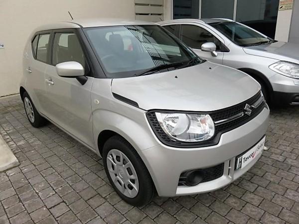 2017 Suzuki Ignis 1.2 GL Eastern Cape Port Elizabeth_0