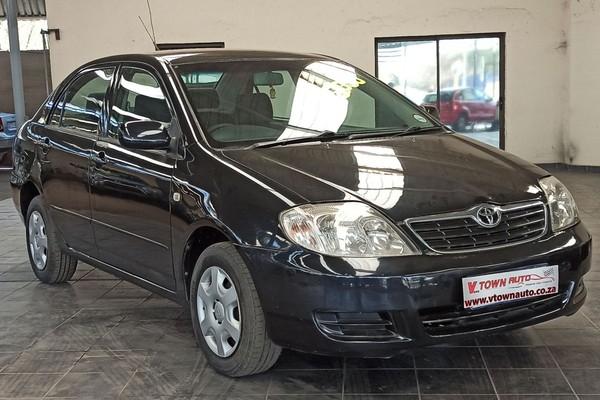 2007 Toyota Corolla 140i Gle  Gauteng Vereeniging_0
