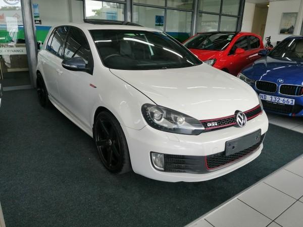 2011 Volkswagen Golf Vi Gti 2.0 Tsi Dsg  Kwazulu Natal Pinetown_0