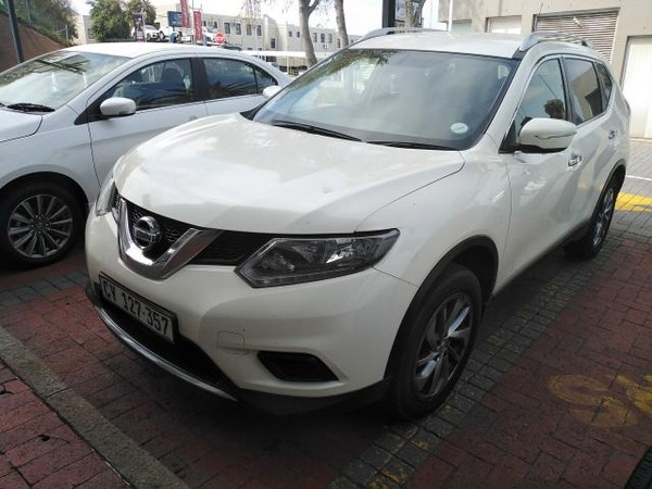 2015 Nissan X-Trail 2.0 4x2 Xe r79r85  Western Cape Tygervalley_0